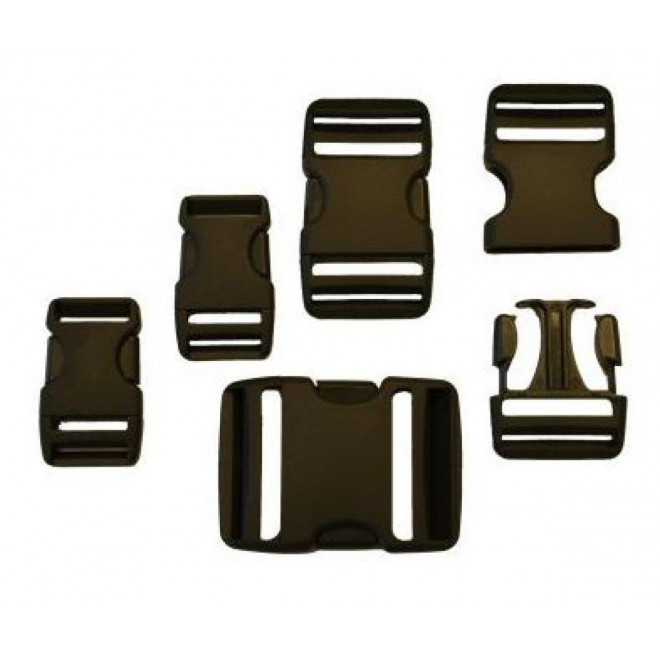 Spare Buckle Set Dual Stealth