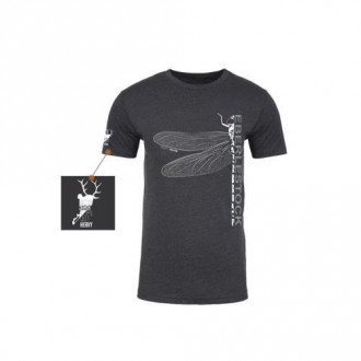 T-shirt Short Sleeve, Dragonfly